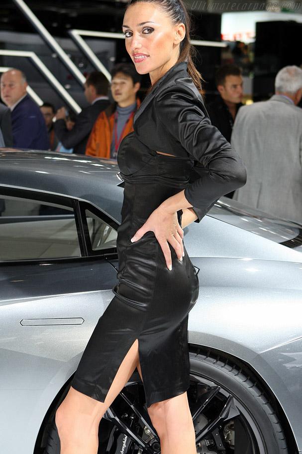 Lamborghini Estoque Concept 2008 Mondial De L Automobile