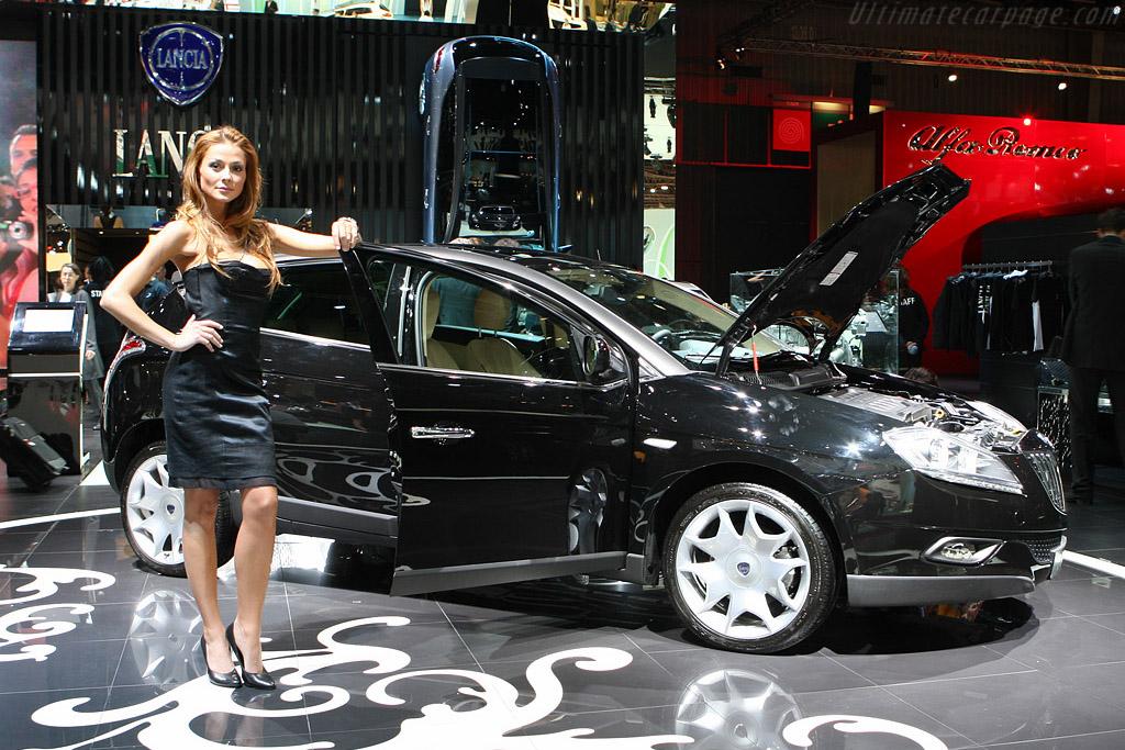 Lancia Delta    - 2008 Mondial de l'Automobile Paris