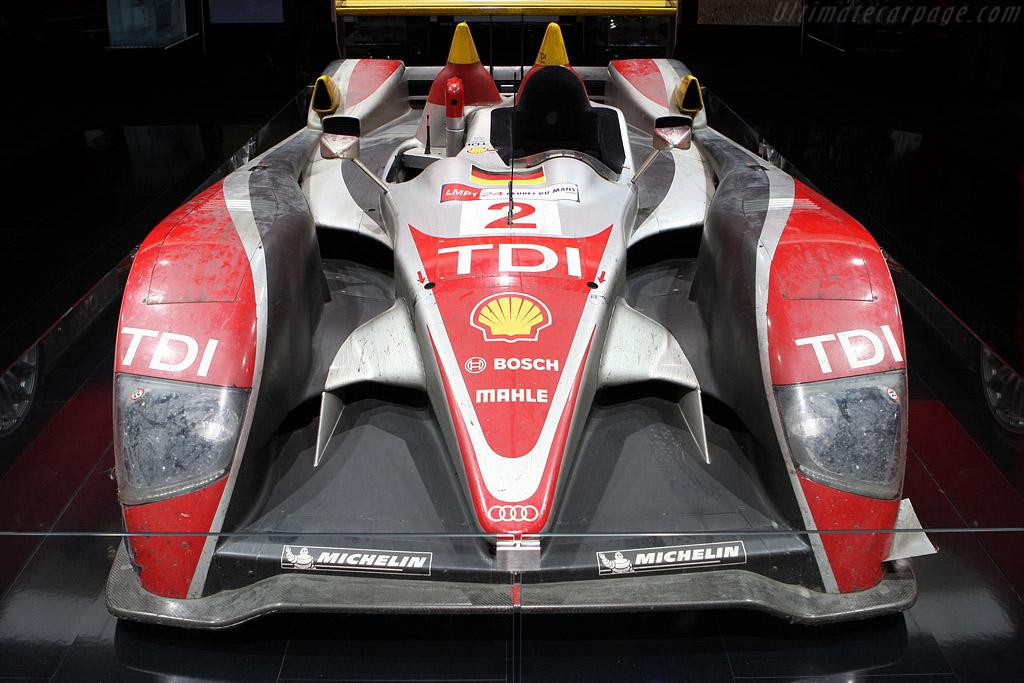 Le Mans Winner    - 2008 Mondial de l'Automobile Paris