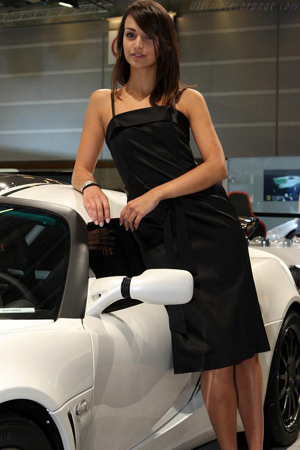 Lotus    - 2008 Mondial de l'Automobile Paris