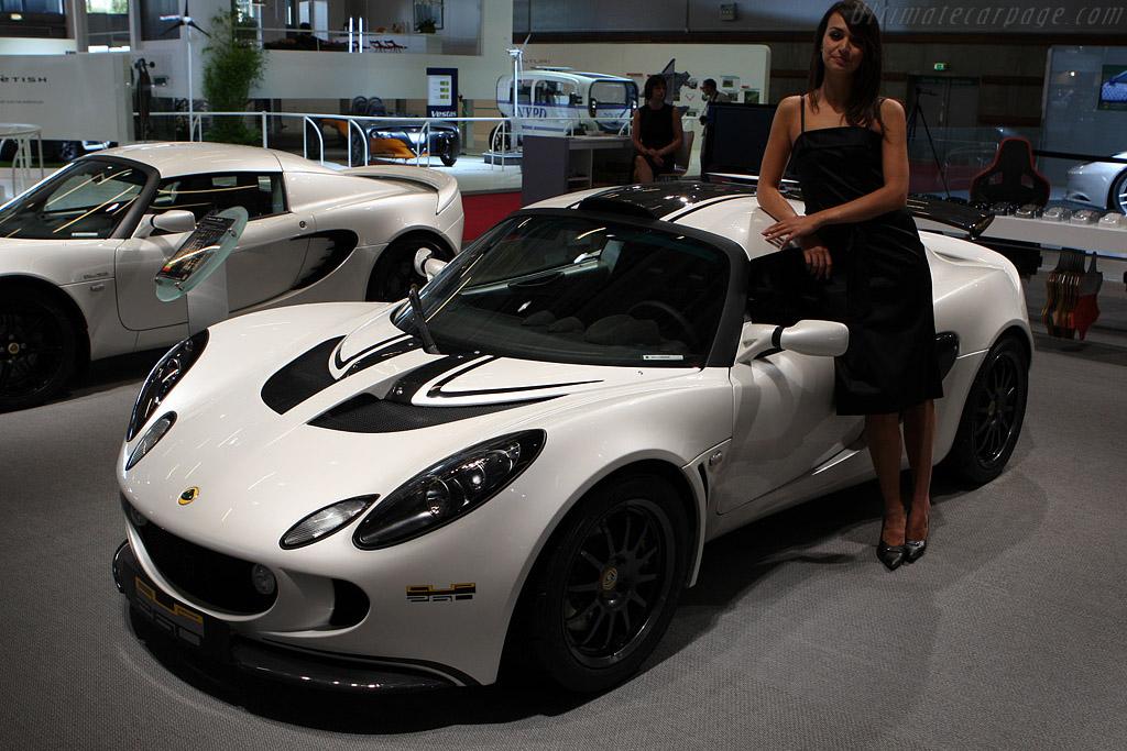 Lotus Exige Cup 260    - 2008 Mondial de l'Automobile Paris