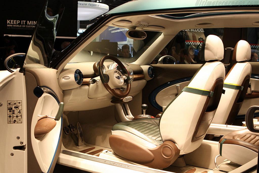 MINI Crossover Concept    - 2008 Mondial de l'Automobile Paris