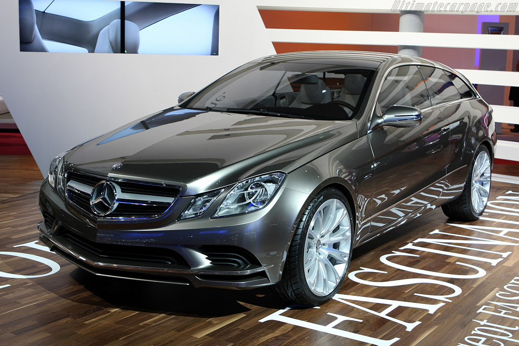 Mercedes Benz Concept Fascination    - 2008 Mondial de l'Automobile Paris