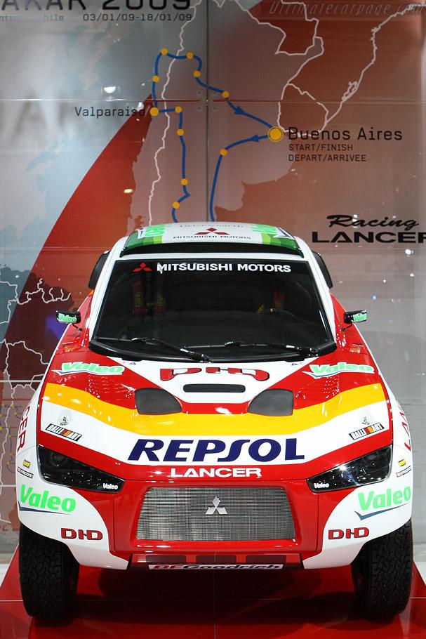 Mitsubishi Racing Lancer    - 2008 Mondial de l'Automobile Paris
