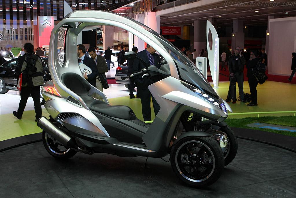 Peugeot HY Motion3 Concept    - 2008 Mondial de l'Automobile Paris