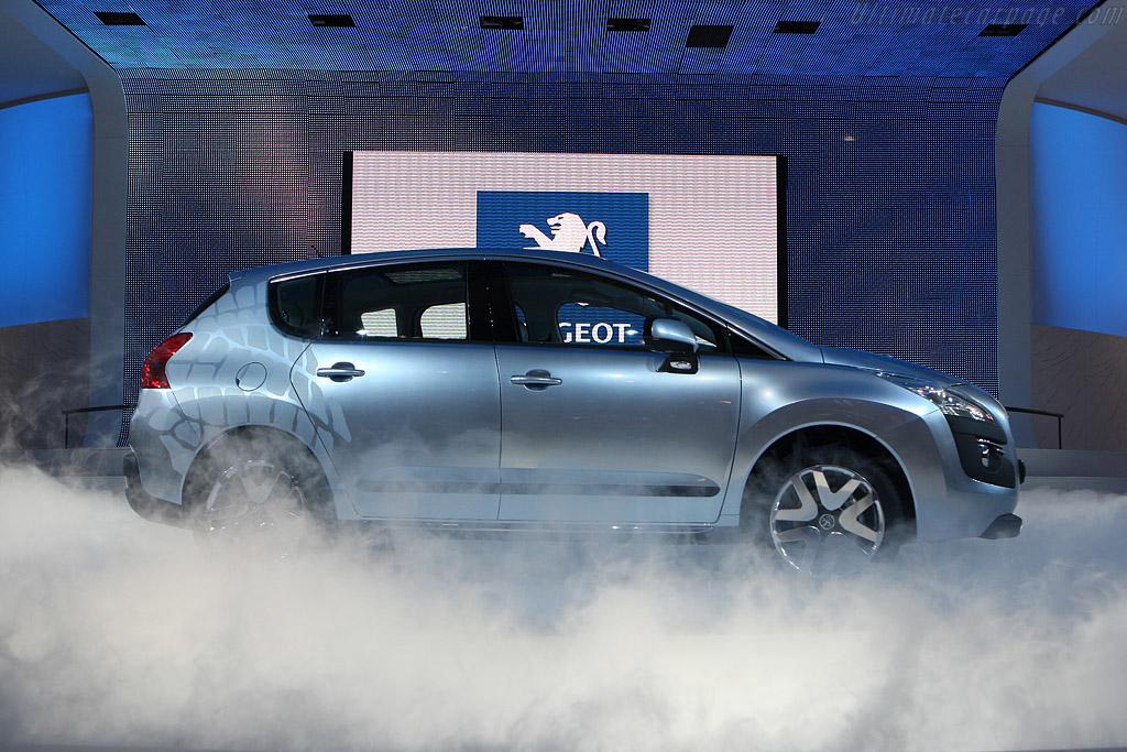Peugeot Prologue Concept    - 2008 Mondial de l'Automobile Paris