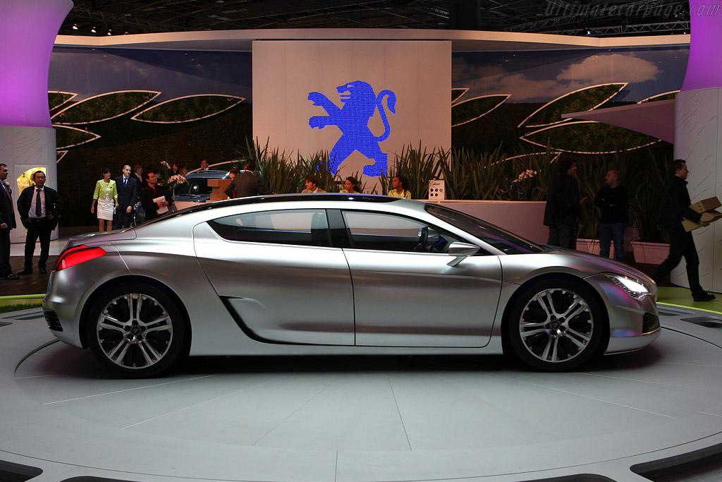 peugeot rc hybrid concept 2008 mondial de l 39 automobile paris. Black Bedroom Furniture Sets. Home Design Ideas