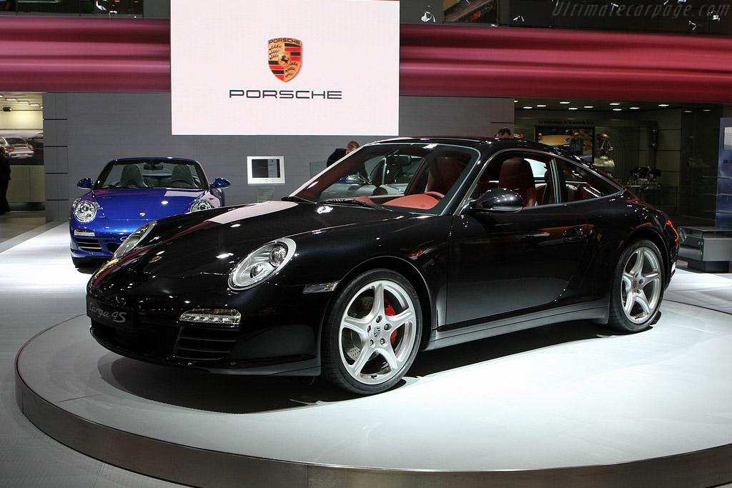 Porsche 997 Targa 4s 2008 Mondial De L Automobile Paris