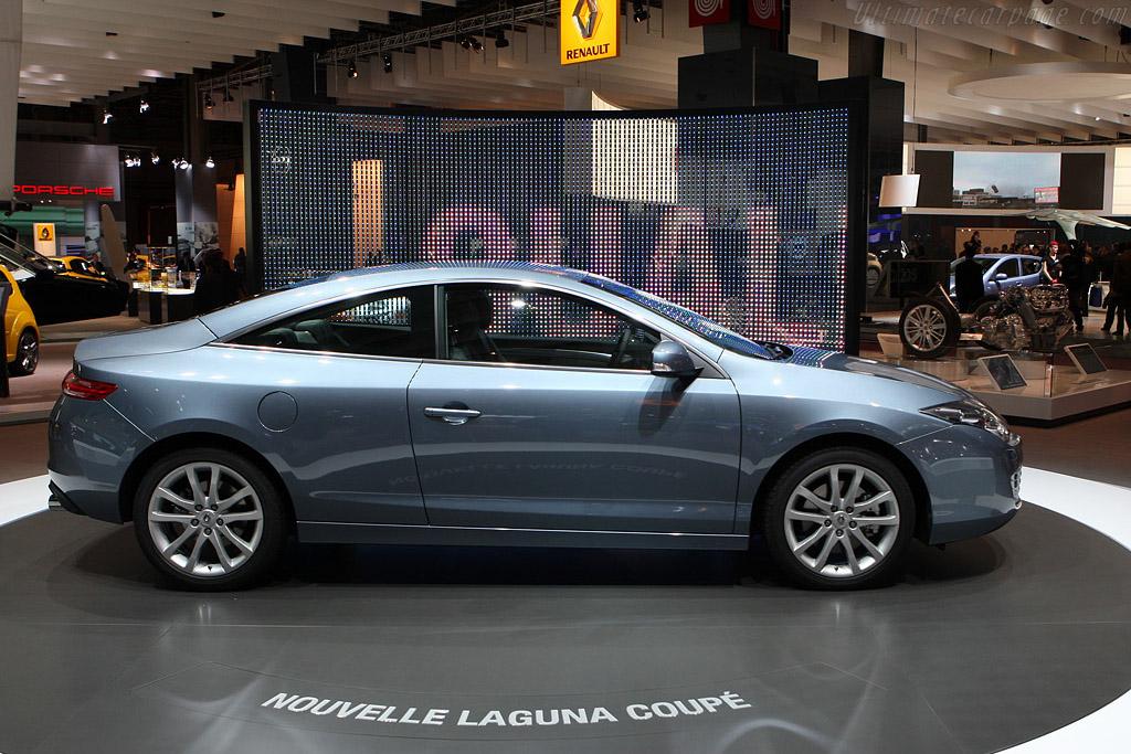 Renault Laguna Coupe    - 2008 Mondial de l'Automobile Paris
