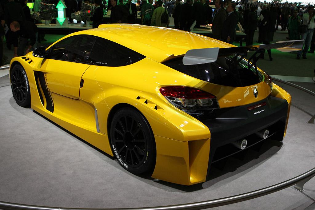 Renault Megane Trophy    - 2008 Mondial de l'Automobile Paris