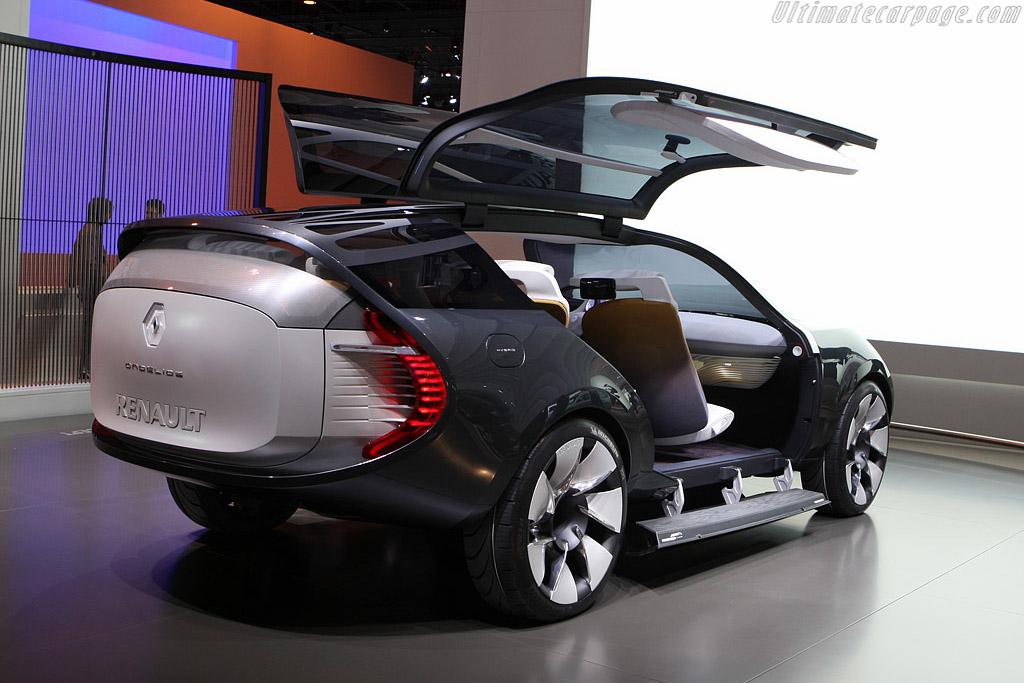 Renault Ondelios Concept    - 2008 Mondial de l'Automobile Paris