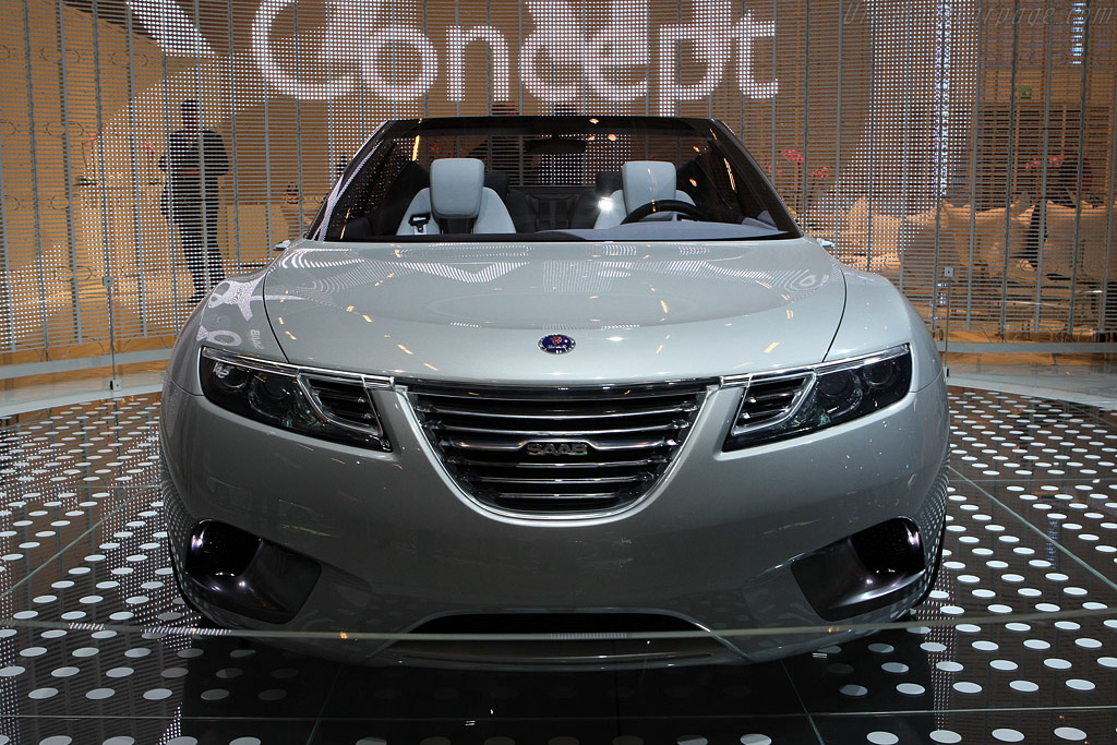 Saab 9-X Air Concept    - 2008 Mondial de l'Automobile Paris