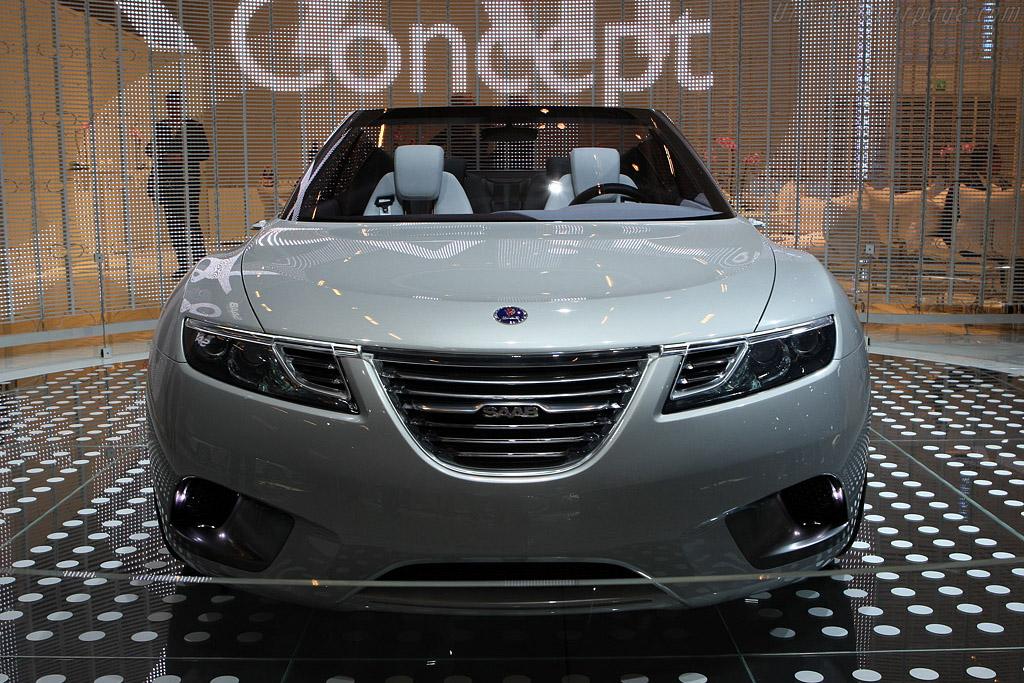 Saab 9-X Air Concept    - 2008 Mondial de l'Automobile Paris