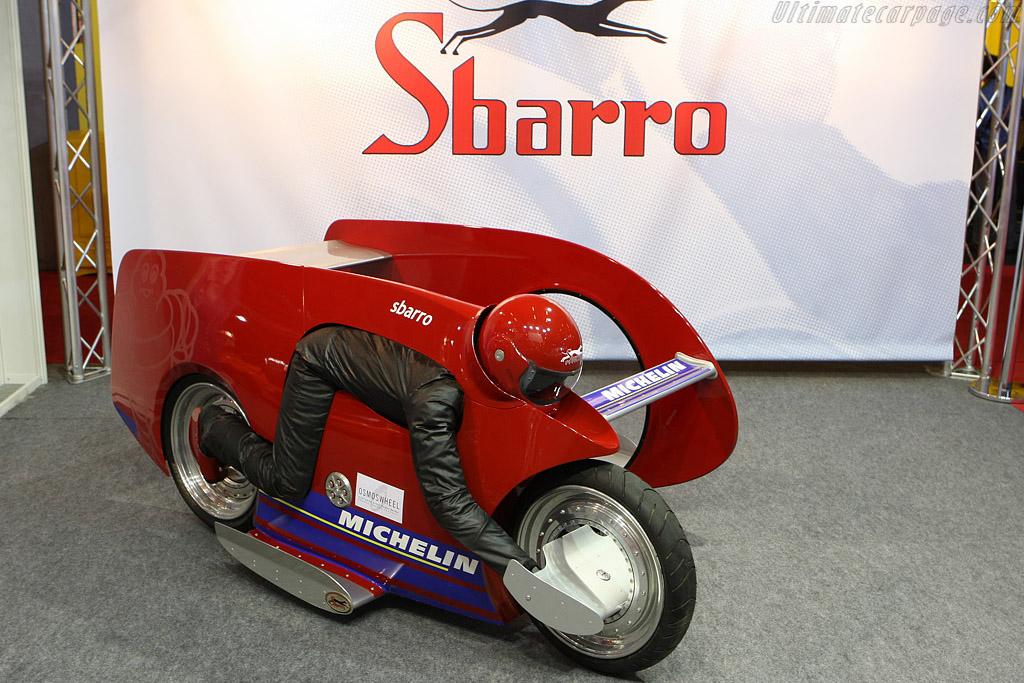 Sbarro    - 2008 Mondial de l'Automobile Paris
