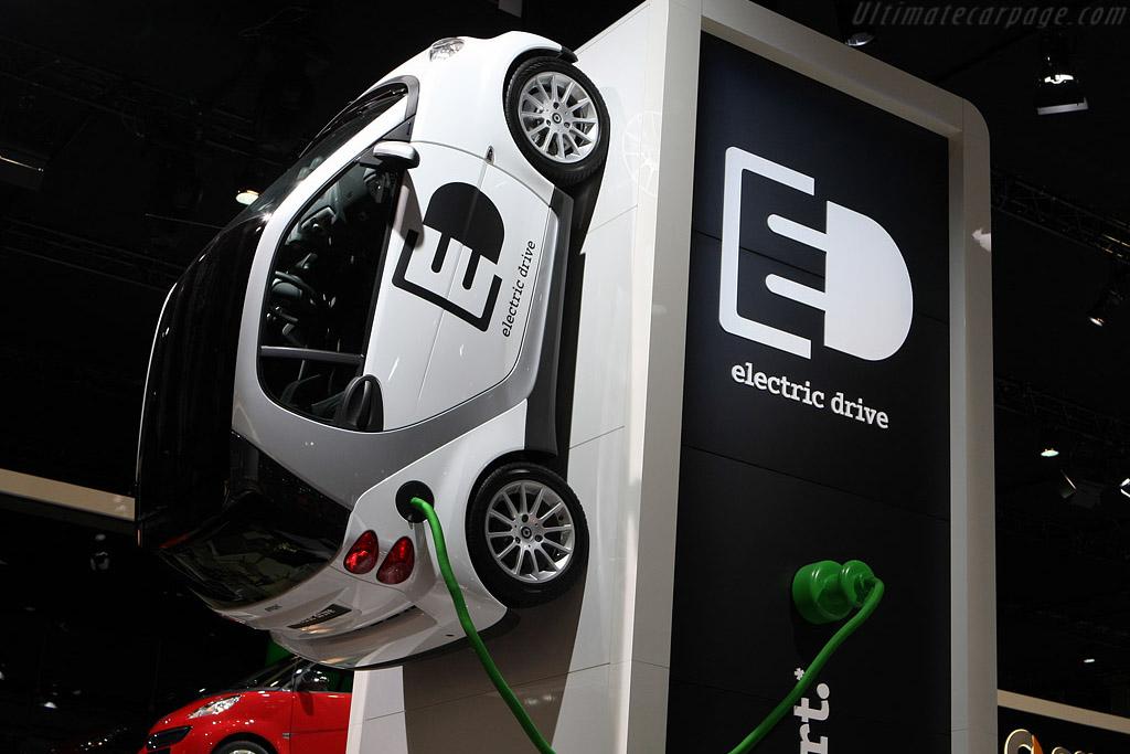Smart    - 2008 Mondial de l'Automobile Paris