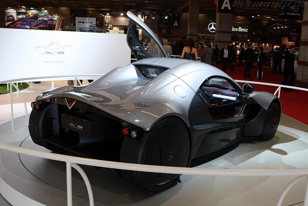 Venturi Volage Concept    - 2008 Mondial de l'Automobile Paris