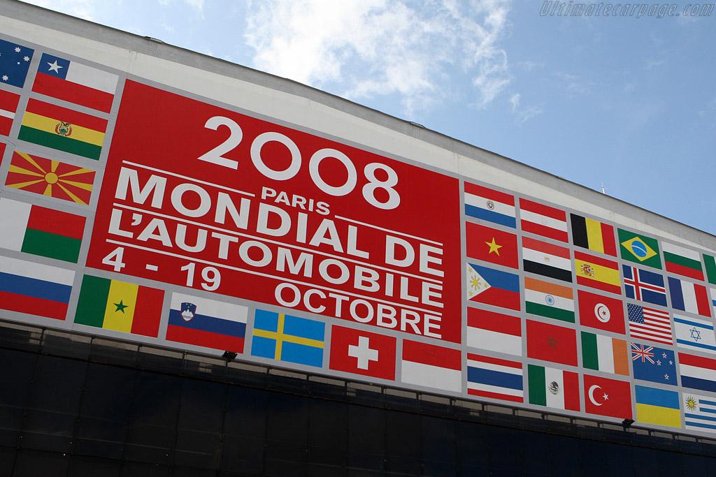 Welcome to Paris    - 2008 Mondial de l'Automobile Paris
