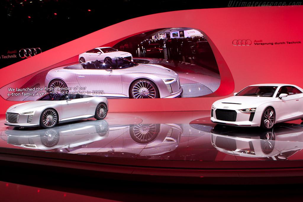 Audi    - 2010 Mondial de l'Automobile Paris