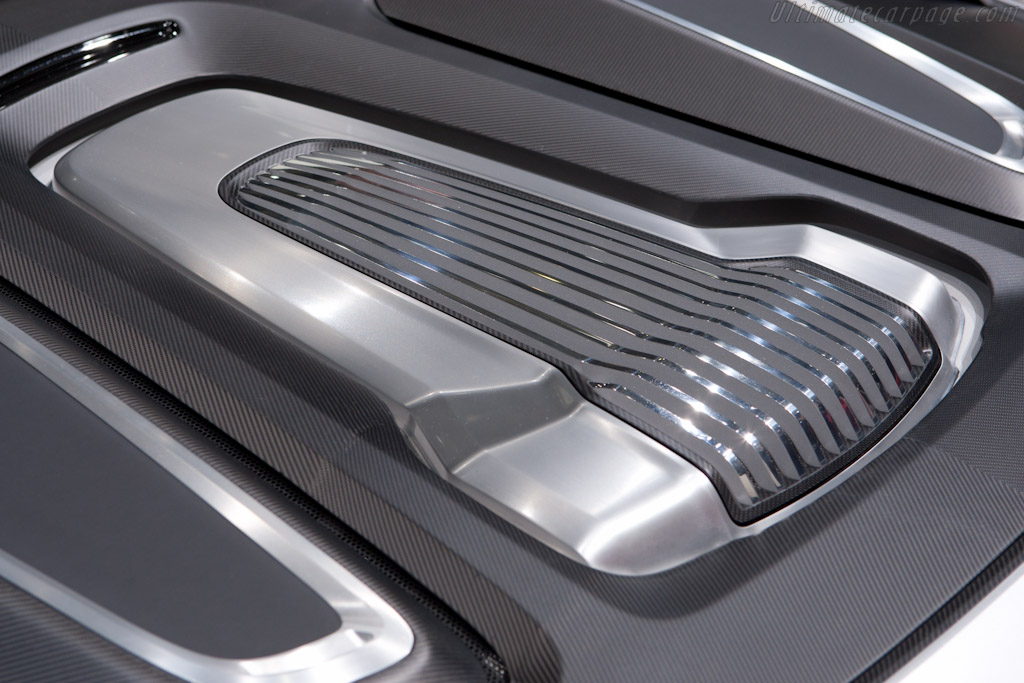 Audi E Tron Spyder 2010 Mondial De L Automobile Paris