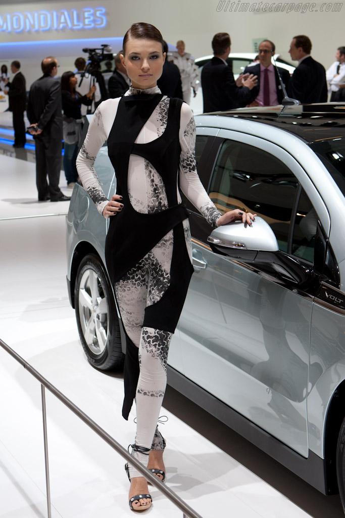 Chevrolet    - 2010 Mondial de l'Automobile Paris