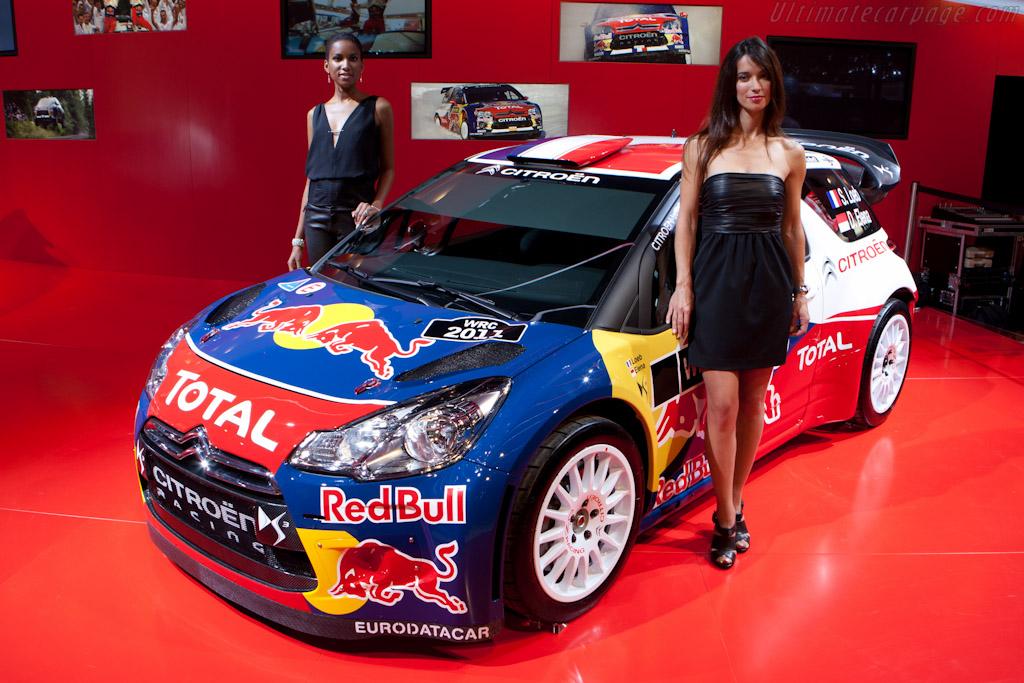 Citroën DS3 WRC    - 2010 Mondial de l'Automobile Paris