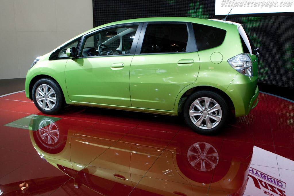 Honda Jazz Hybrid    - 2010 Mondial de l'Automobile Paris