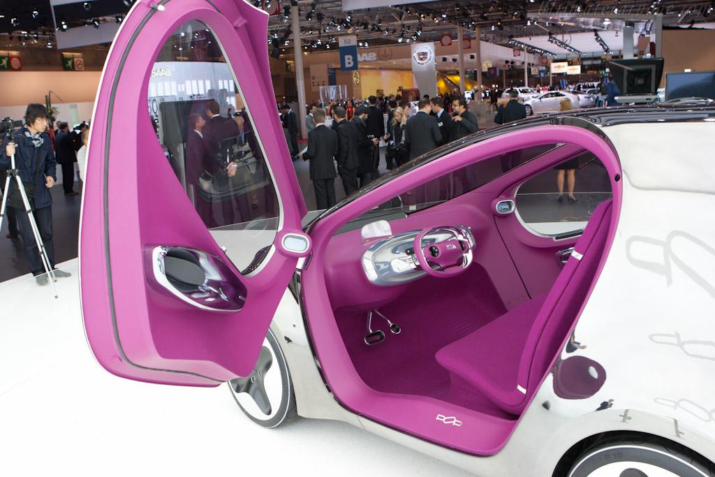 Kia Pop Concept    - 2010 Mondial de l'Automobile Paris
