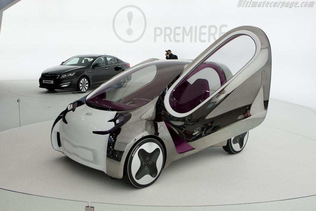 Audi A8 W12 >> Kia Pop Concept - 2010 Mondial de l'Automobile Paris