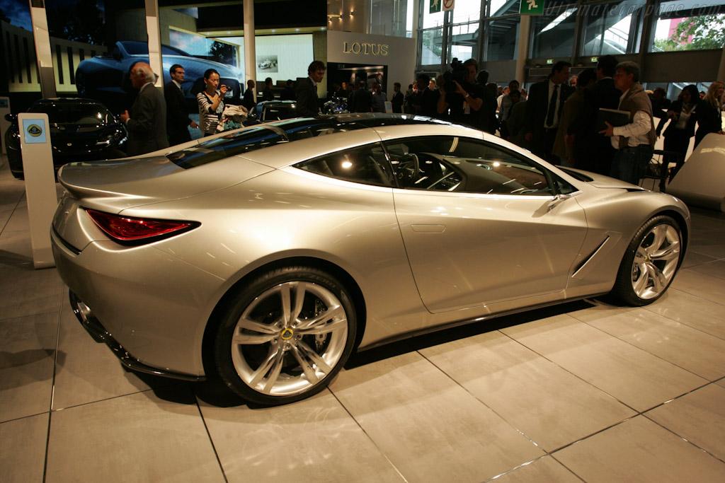 Lotus Elite    - 2010 Mondial de l'Automobile Paris