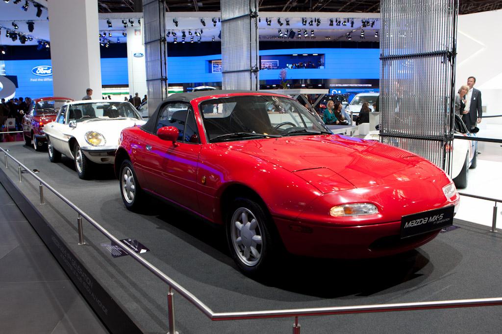 Mazda MX-5    - 2010 Mondial de l'Automobile Paris