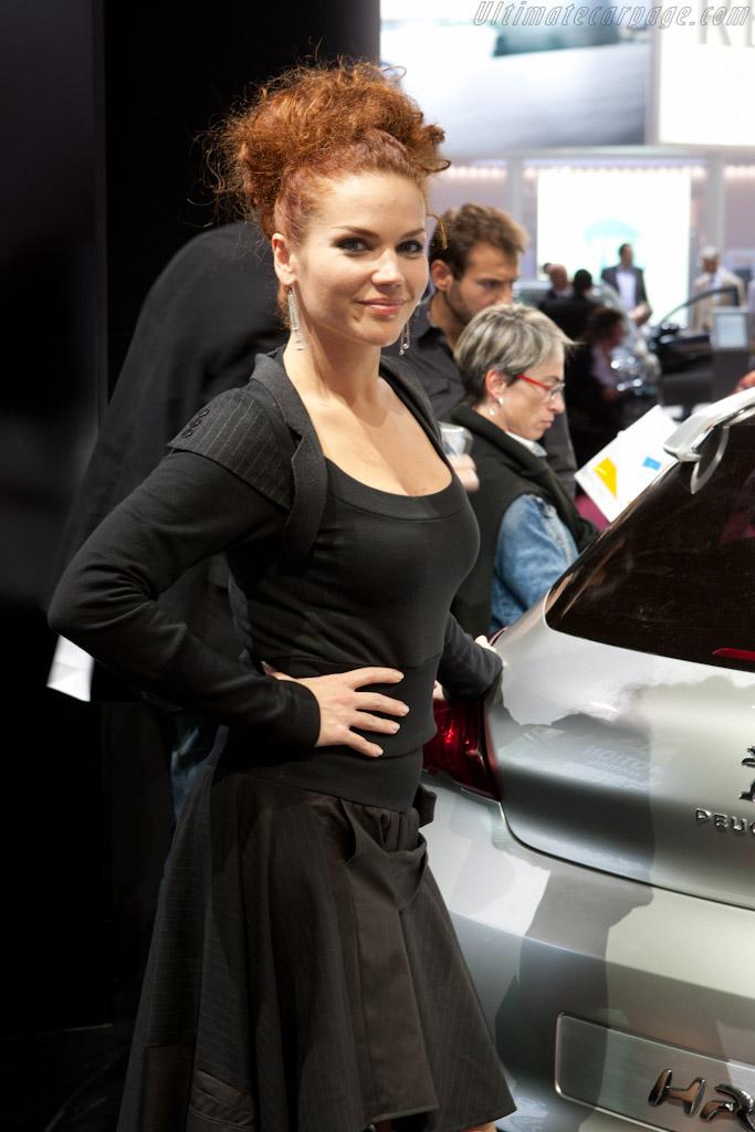 Peugeot HR1 Concept    - 2010 Mondial de l'Automobile Paris