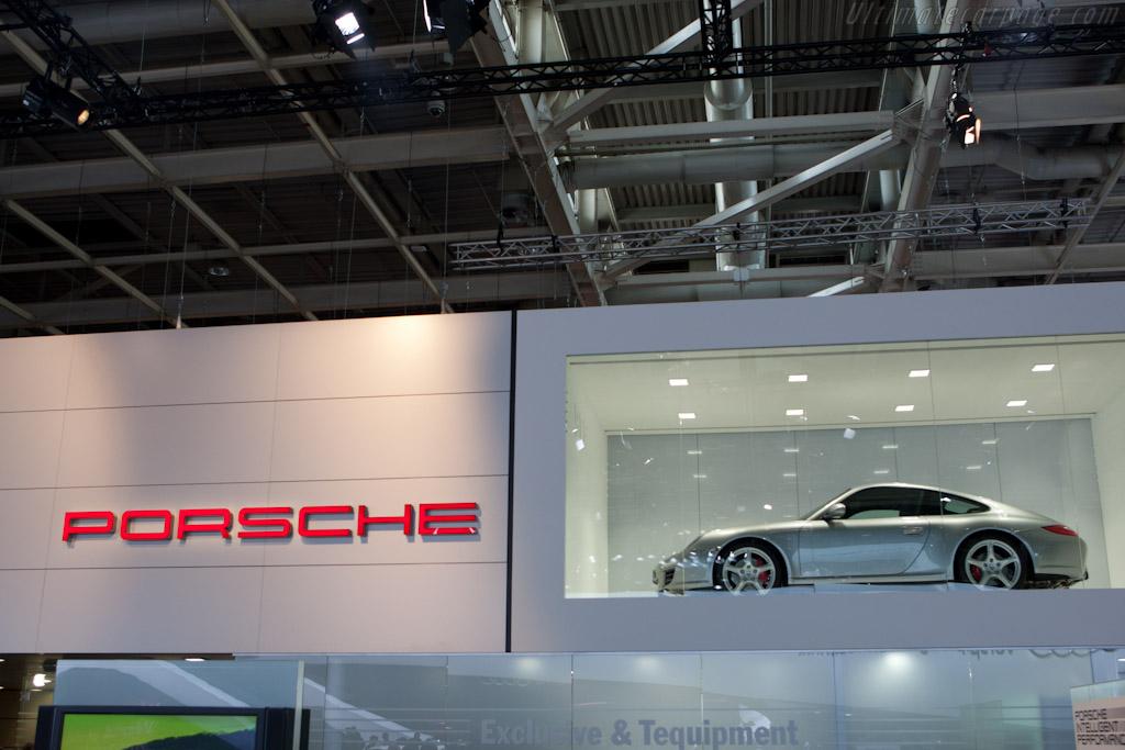 Porsche    - 2010 Mondial de l'Automobile Paris