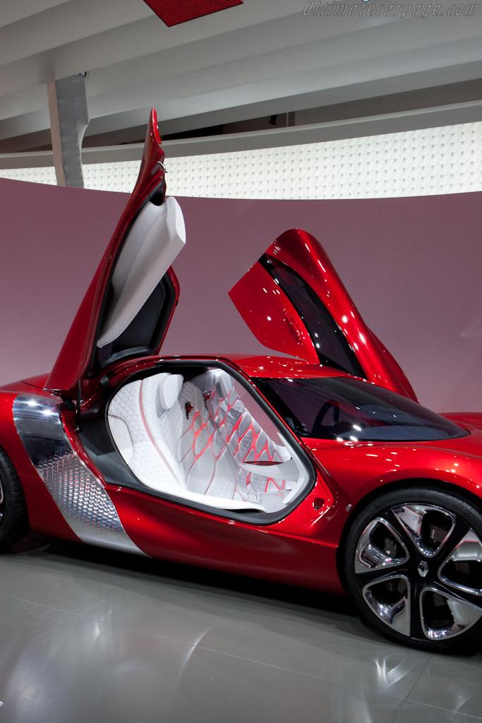 Renault Dezir Concept    - 2010 Mondial de l'Automobile Paris