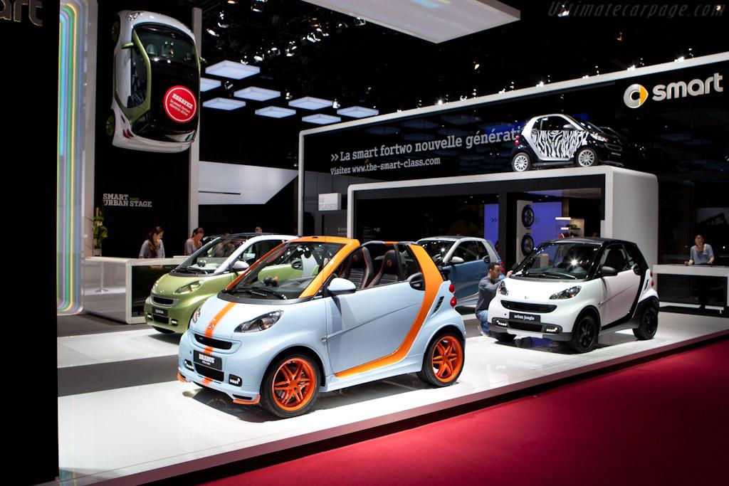 Smart    - 2010 Mondial de l'Automobile Paris