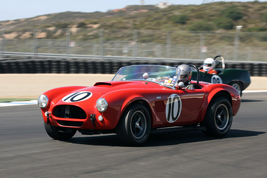 AC Cobra 289 - Chassis: CSX2156   - 2006 Monterey Historic Automobile Races