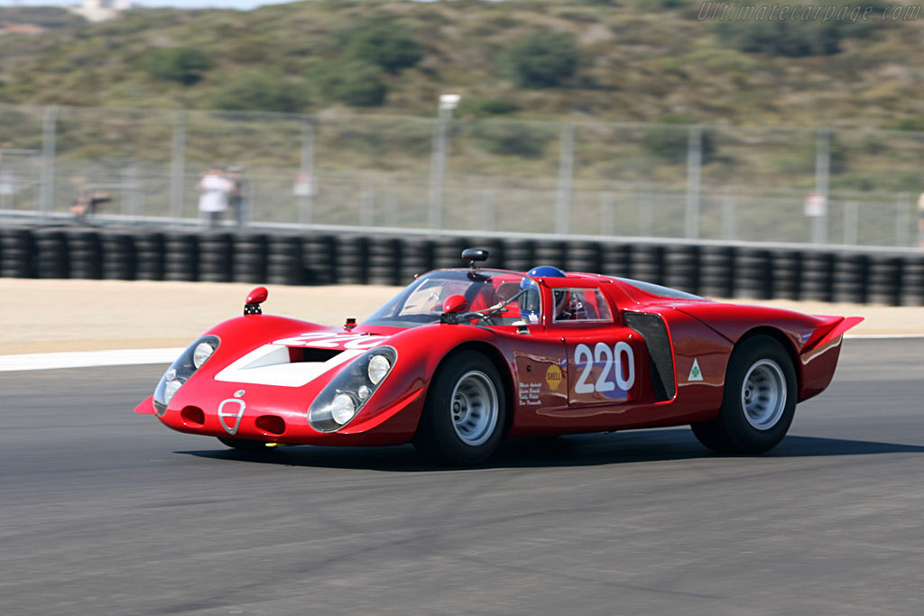 Alfa Romeo 33/2 Daytona Coupe  - Chassis: 75033.015   - 2006 Monterey Historic Automobile Races