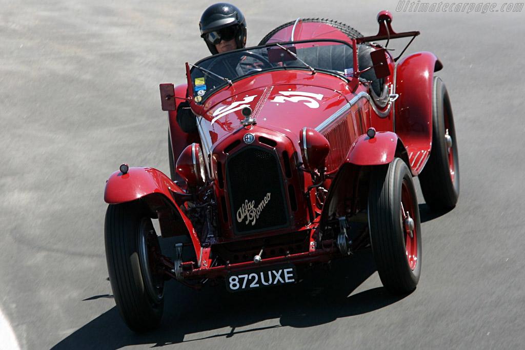 Alfa Romeo 8C 2300 - Chassis: 2211080   - 2006 Monterey Historic Automobile Races