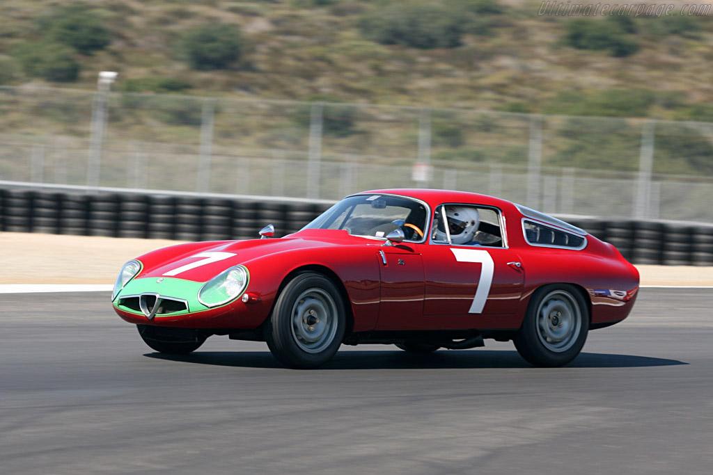 Alfa Romeo TZ - Chassis: AR750060   - 2006 Monterey Historic Automobile Races