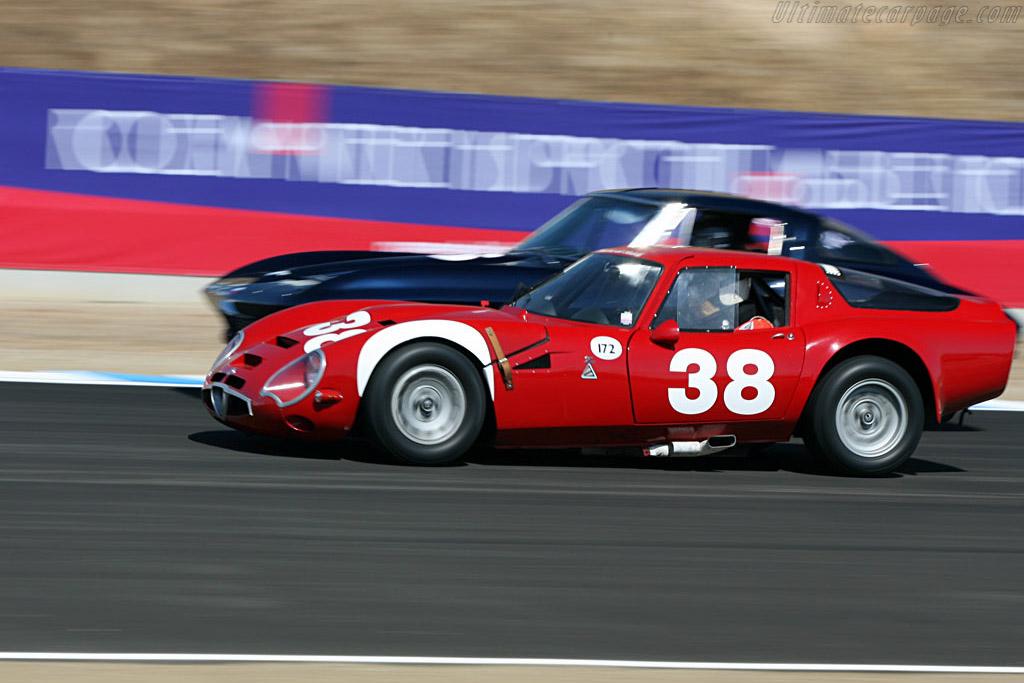 Alfa Romeo TZ2 - Chassis: AR750116   - 2006 Monterey Historic Automobile Races