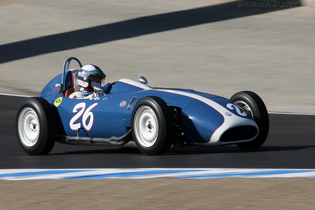 Apache Formula Jnr    - 2006 Monterey Historic Automobile Races