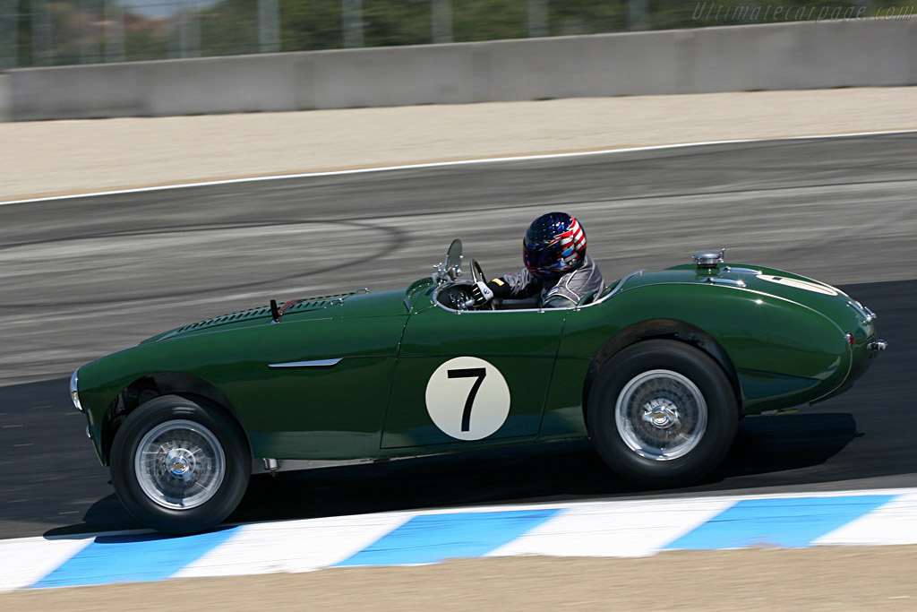 Austin Healey 100 S - Chassis: AHS 3805   - 2006 Monterey Historic Automobile Races