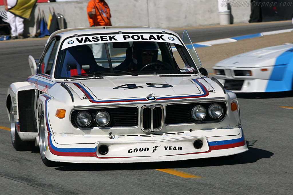 BMW 3.5 CSL - Chassis: 2275988   - 2006 Monterey Historic Automobile Races