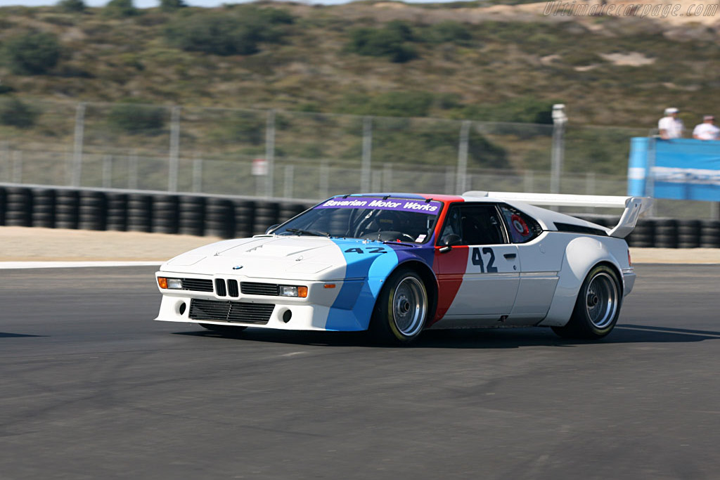 BMW M1 - Chassis: 4301223   - 2006 Monterey Historic Automobile Races
