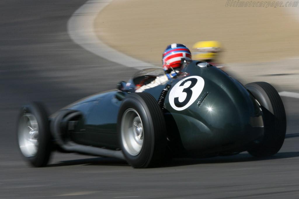 BRM P25    - 2006 Monterey Historic Automobile Races
