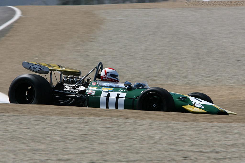 Brabham BT26 - Chassis: BT26-3   - 2006 Monterey Historic Automobile Races