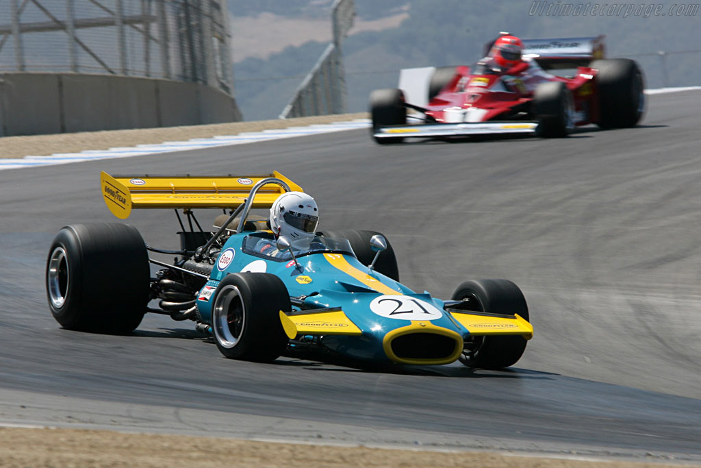 Brabham BT33 - Chassis: BT33/3   - 2006 Monterey Historic Automobile Races