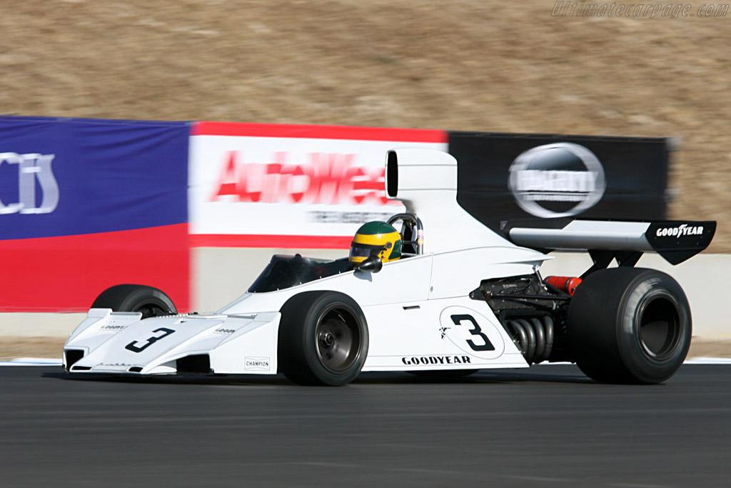 Brabham BT44 Cosworth    - 2006 Monterey Historic Automobile Races