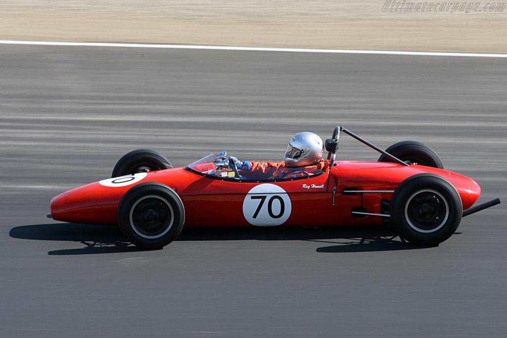 Brabham BT6 Formula Jnr - Chassis: FJ-22-63   - 2006 Monterey Historic Automobile Races