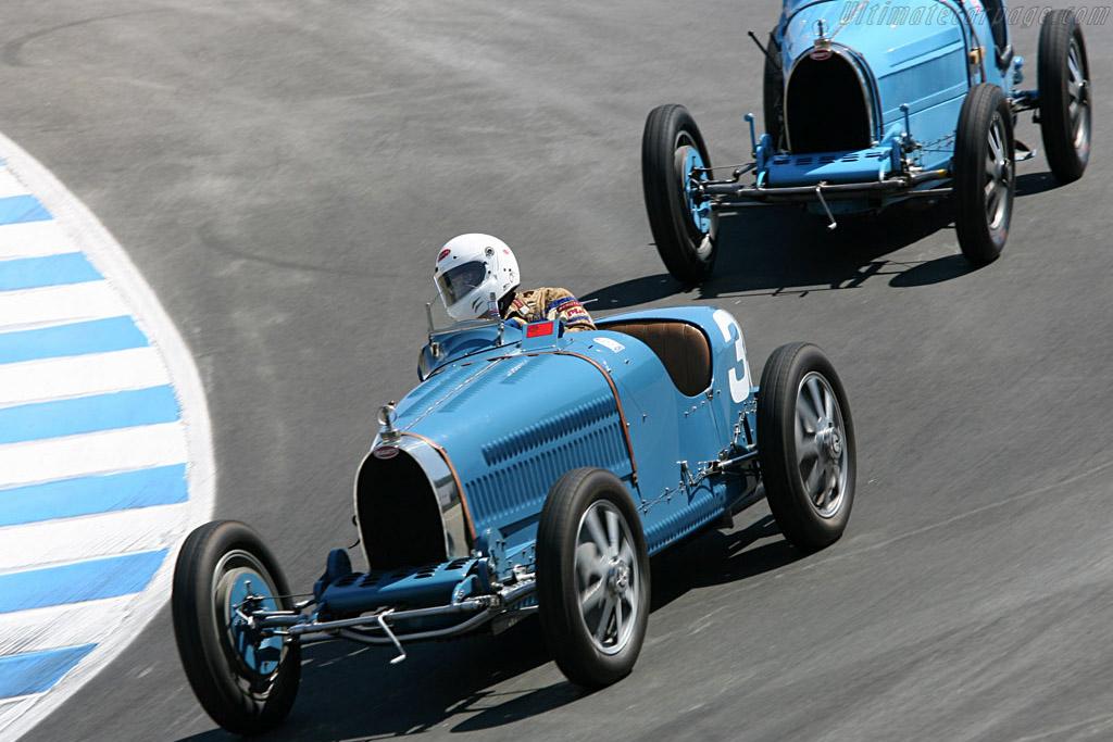 Bugatti T35C    - 2006 Monterey Historic Automobile Races