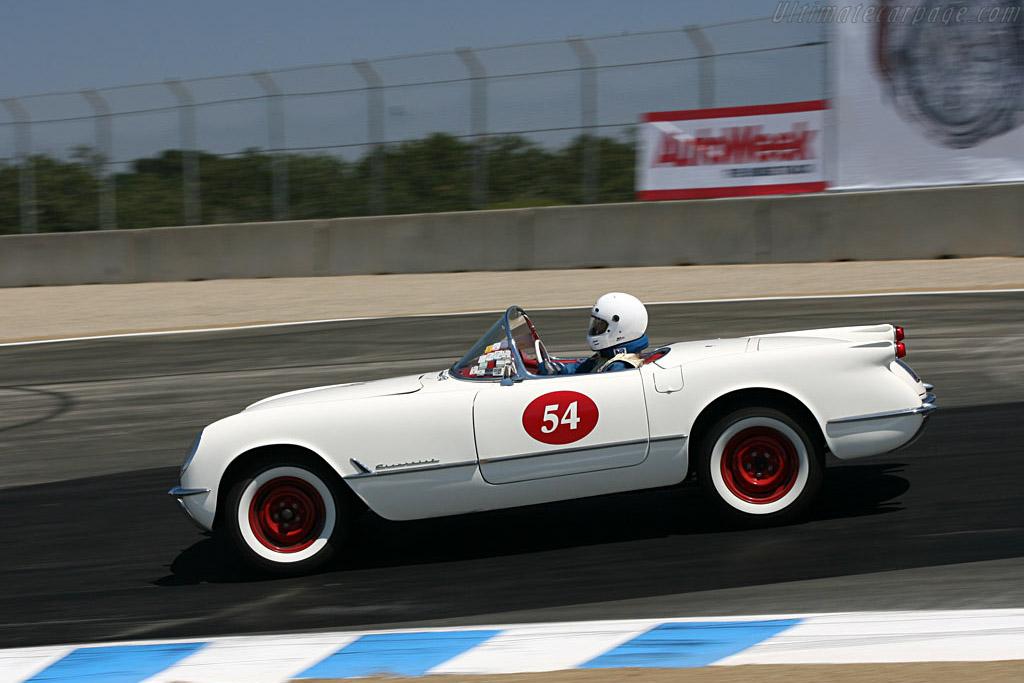 Chevrolet Corvette C1    - 2006 Monterey Historic Automobile Races